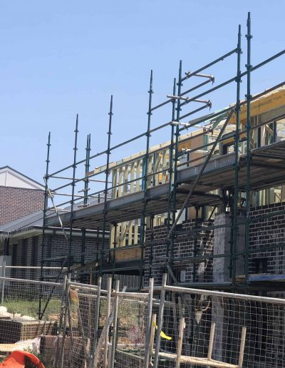 Above-&-Beyond-Scaffolding-Residential-Scaffolding-Setup-at-Oran-Park
